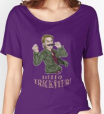 Hello, Trickster! Women's Relaxed Fit T-Shirt