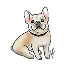 French Bulldog by Jennifer Stolzer