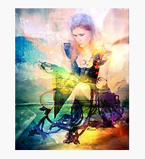MISTRESS OF MAGIC Photographic Print