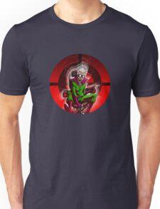 Professor Mad Brainer in her Insane Brain Cockpit  T-Shirt