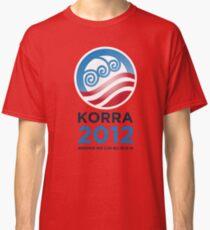Korra 2012 Classic T-Shirt