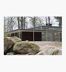 Mid Century Modern -Lee House 2 Photographic Print