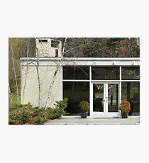 Mid Century Modern - Ball House Photographic Print