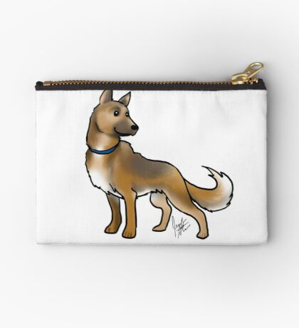 German Shepherd Studio Pouch