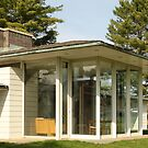 Mid Century Modern - Irwin Pool House by Jane McDougall