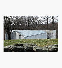 Mid Century Modern - Sculpture Gallery, Philip Johnson Photographic Print