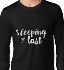 Sleeping at Last Long Sleeve T-Shirt