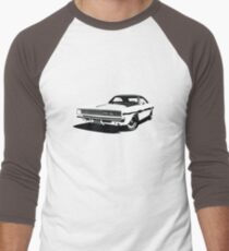 Dodge Charger Men's Baseball ¾ T-Shirt