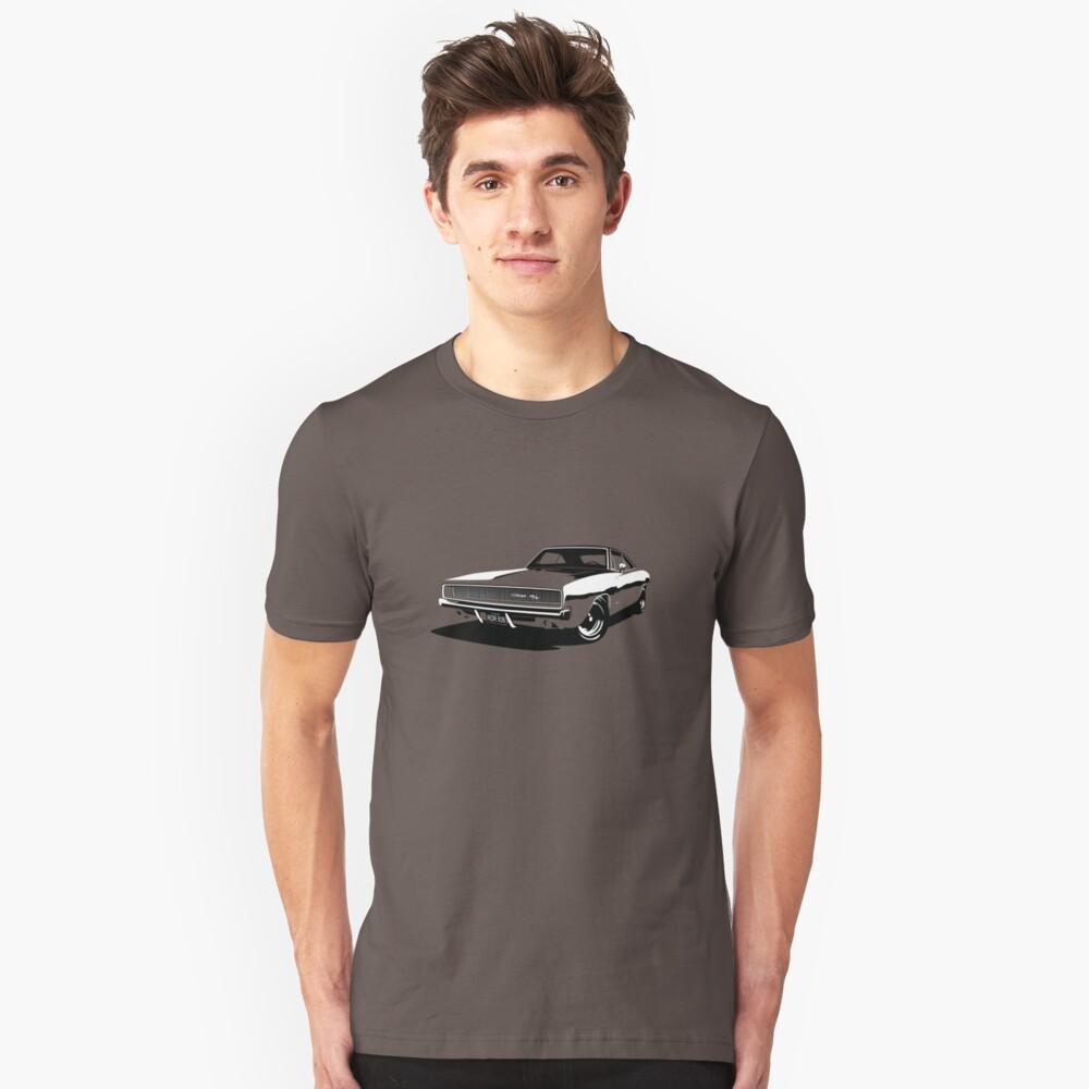 Dodge Charger Unisex T-Shirt Front