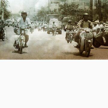 Vietnam ~ Saigon Road by Yives