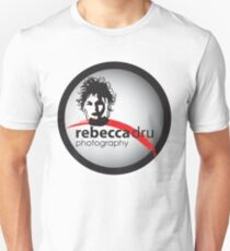 Rebecca Dru Photography Stamp Logo T-Shirt