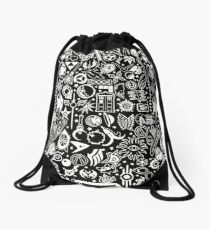 Fandom Lover Drawstring Bag