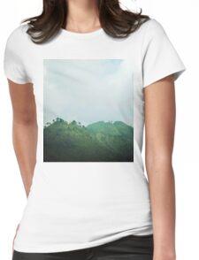 Vietnam ~ Sapa's Hills Womens Fitted T-Shirt