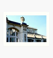The Temperate House Art Print