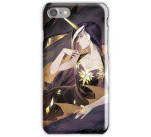 Golden iPhone Case/Skin