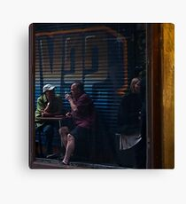 Did I tell you? Canvas Print