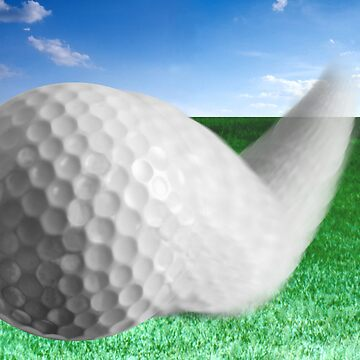 Golf Ball Bouncing by roim