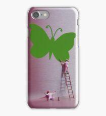 Butterfly Art iPhone Case/Skin