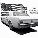 """ 66 "" American Classic by Steven  Agius"