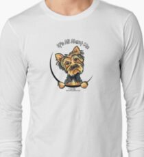 Yorkie Its All About Me Long Sleeve T-Shirt
