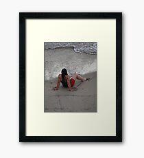 Vacations! - Vacaciones! Framed Print