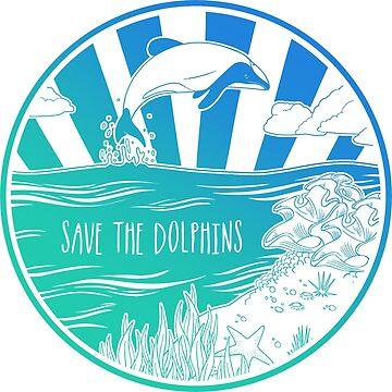 ¡Salva a los delfines! de Chikagi