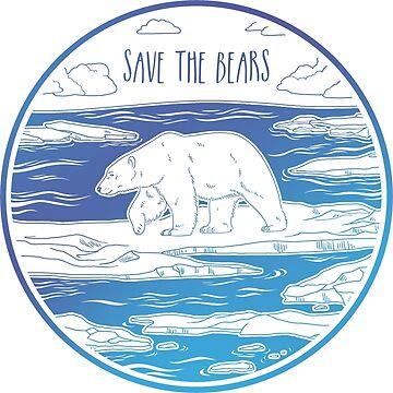 ¡Salva a los osos! de Chikagi