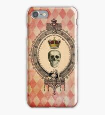 Skull & Crown iPhone Case iPhone Case/Skin