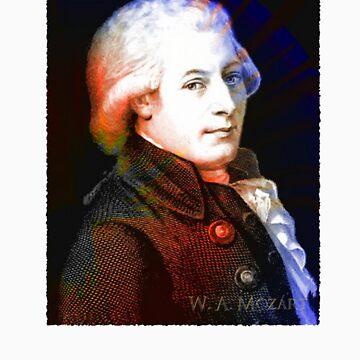 Amadeus Mozart  by codexNovus