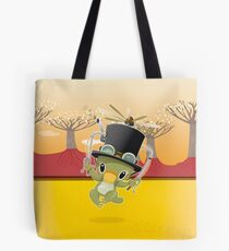 Playpen Platypus Inventor Tote Bag