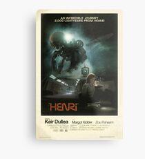 HENRi Poster Metal Print