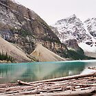 Moraine Lake by MendipBlue