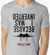Because I Was Inverted - Grey T-Shirt