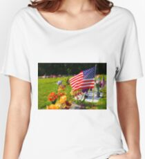 Memorials Women's Relaxed Fit T-Shirt