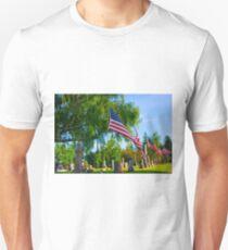Monuments Unisex T-Shirt