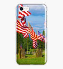 Patriot Row iPhone Case/Skin