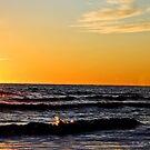A Cold Morning At Sandbridge by KRincker