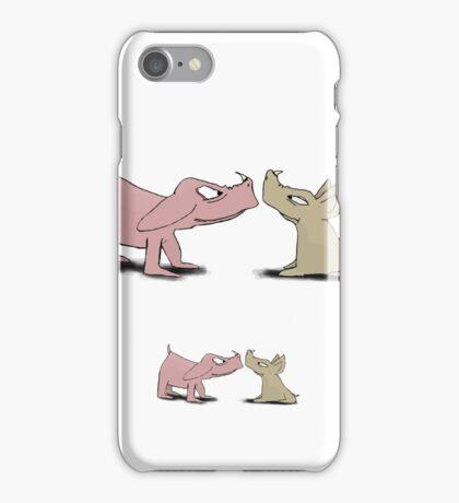 Bored Boars iPhone Case/Skin