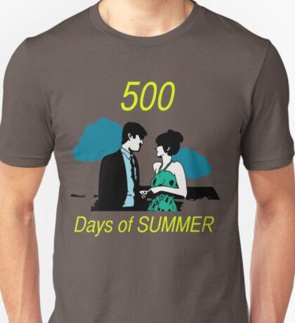 500 days of Summer T-Shirt