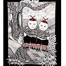 The Tweedles by Lenora Brown