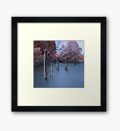 Post Framed Print