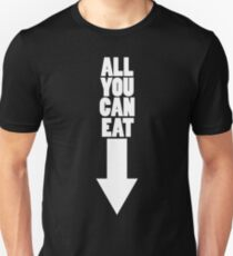 All You Can Eat Unisex T-Shirt