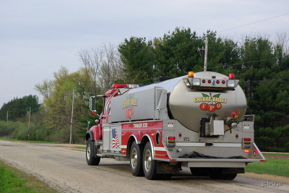 Cherry Valley Tanker 2 by jclegge