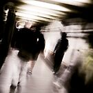 Flinders Subway Spirit by Andrew Wilson