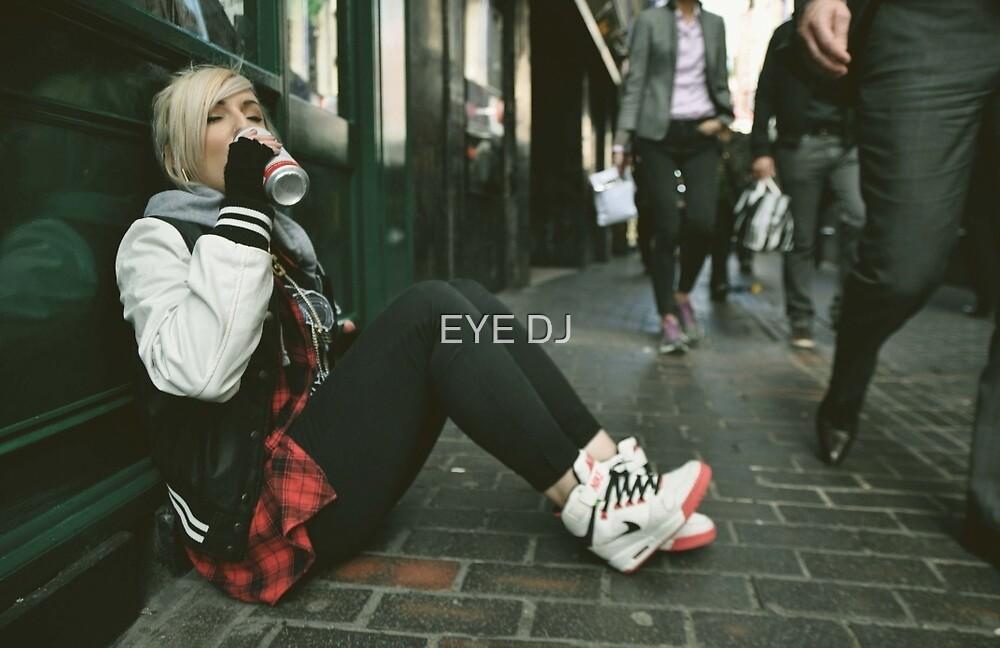Downtime. (Soho, London) by Darren Johnson / iDJ Photography