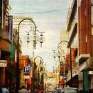 CHINATOWN by Lynda Heins