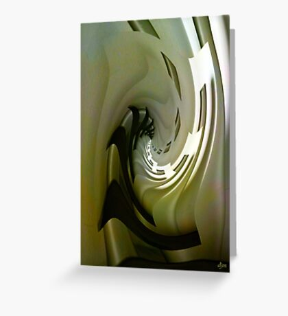 Third Perspective Greeting Card
