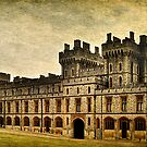 Windsor Castle Upper Ward by Yhun Suarez