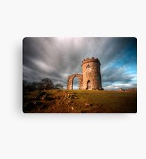 Old John Mug Tower 4.0 Canvas Print