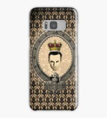 """Honey...You should see me in a crown!"" Samsung Galaxy Case/Skin"